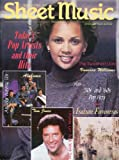 img - for Sheet Music Magazine (March/April 1995) ~ Tom Jones Hits ~ Vanessa Williams book / textbook / text book