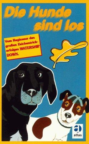 Die Hunde sind los [VHS]