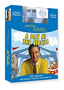 Mister Rogers' Neighborhood - A Day at the Circus (with Toy)
