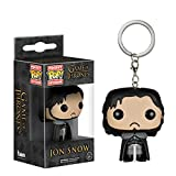 Funko POP Keychain: GOT - Jon Snow