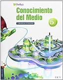 Conocimiento del Medio 5º Primaria (Tres Trimestres) C. de Madrid (Pixepolis)
