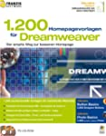 1200 Homepage Vorlagen f�r Dreamweaver