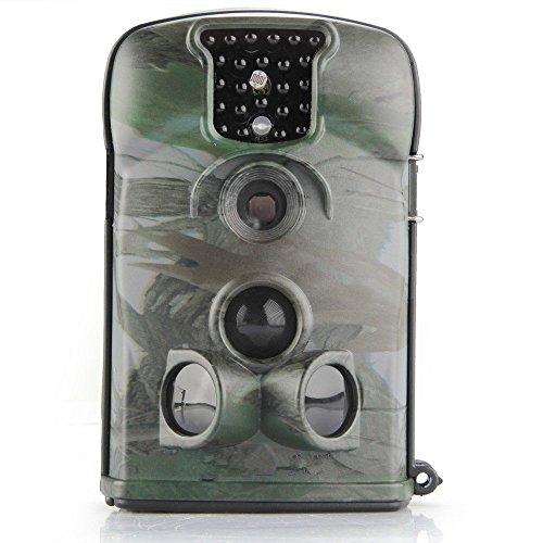 12Mp MMS Digitale Custodia Scouting gioco mimetica IR impermeabile telecamera di sicurezza di sorveglianza con visione notturna a infrarossi LED per esterni caccia
