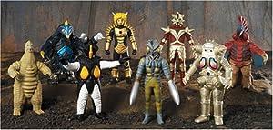 "Ultraman Kaiju Ultra Monster ""KAIJU FOREVER"" SET #1"