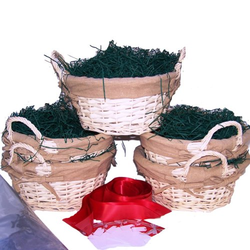 The Carlton Gift Basket DIY Hamper Kit (Large)