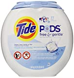 Tide Gentle HE Laundry Detergent 77 Count