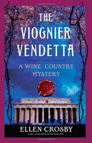 Image of The Viognier Vendetta: A Wine Country Mystery (Wine Country Mysteries)