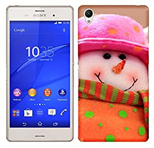 Wow Premium Design Back Cover Case For Sony Xperia Z3