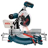Bosch 4212L 12-Inch Dual Bevel Compound Miter saw with Laser Tracking ~ Bosch