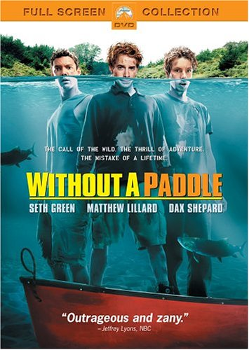 Cover art for  Without a Paddle (Full Screen Edition)
