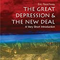 The Great Depression and the New Deal: A Very Short Introduction (       UNABRIDGED) by Eric Rauchway Narrated by Richard Davidson
