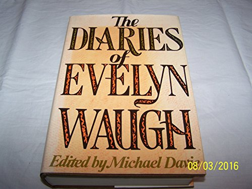 Diaries of Evelyn Waugh