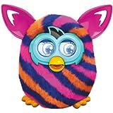 Furby Diagonal Stripes Boom Plush Toy
