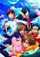 現在放送中のアニメ「メガネブ!」BD/DVD全6巻の予約開始