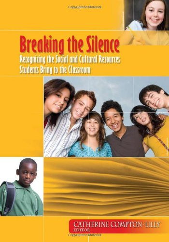 Breaking the Silence: Recognizing the Social and Cultural...