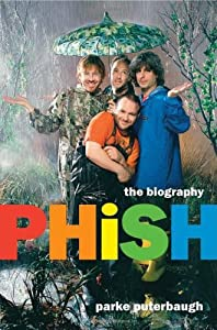 "Cover of ""Phish: The Biography"""