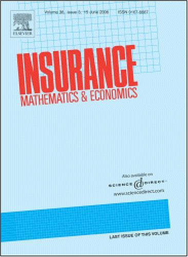 Cyclical risk exposure of pension funds: A theoretical framework [An article from: Insurance Mathematics and Economics]