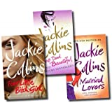 Jackie Collins Collection 9 Books Set (Hollywood Divorces, Married Lovers, Hollywood Wives: The New Generation, Lovers and Players, Deadly Embrace, Drop Dead Beautiful, Poor Little Bitch Girl, Lethal Seduction, Goddess of Vengeance)by Jackie Collins