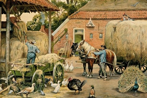 The Last Hayload Jigsaw Puzzle 1500pc - 1
