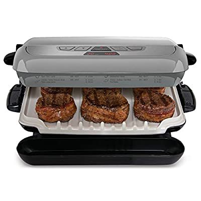 George Foreman 2-in-1 Evolve Grill