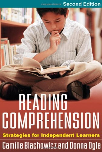 Reading Comprehension, Second Edition: Strategies for...