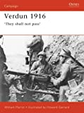 Verdun 1916: They Shall Not Pass (Osprey Campaign)