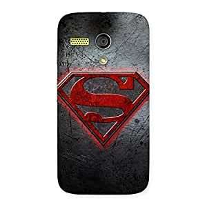 Ajay Enterprises Cool Day Zone Back Case Cover for Moto G