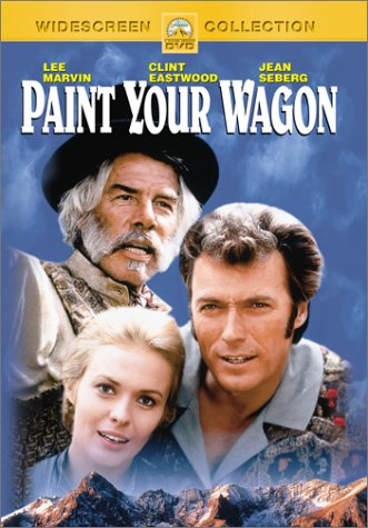 Cover art for  Paint Your Wagon