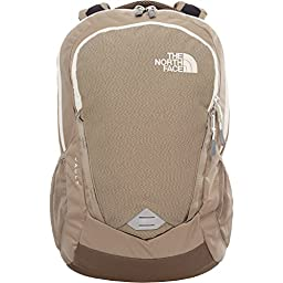 The North Face Women\'s Vault Backpack (Brindle Brown/Vintage White)