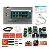 TL866CS,Mastertool TL866CS Programmer with 21 Adapters High Performance Universal USB Minipro Tl866cs