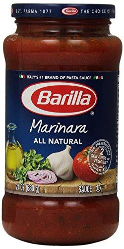 Barilla Pasta Sauce, Marinara, 24 oz