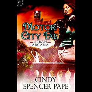 Motor City Fae Audiobook