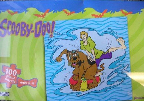 WB Scooby Doo & Shaggy Toy Puzzle (100 pcs set)