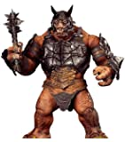 Lord of the Rings - Return of the King Deluxe Roto 10-inch Figure - Attack Troll