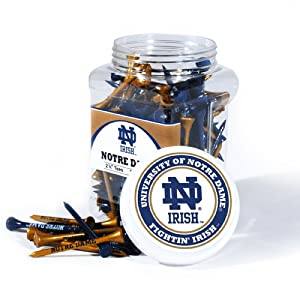 Brand New Notre Dame Fighting Irish NCAA 175 Tee Jar by Things for You