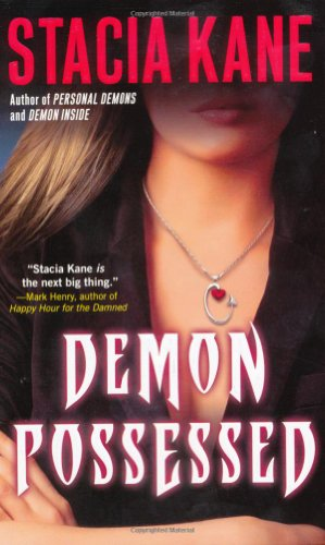 Image of Demon Possessed (Megan Chase)