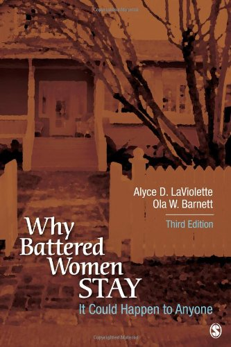 Why Battered Women Stay: It Could Happen to Anyone