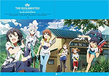 THE IDOLM@STER 9th ANNIVERSARY WE ARE M@STERPIECE!! 限定クリアファイル B
