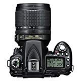 Nikon-D90-123MP-Digital-SLR-Camera-Black-with-AF-S-18-105mm-VR-Lens-and-AF-S-NIKKOR-50mm-f18G-Twin-Lens-4GB-Card-Camera-Bag