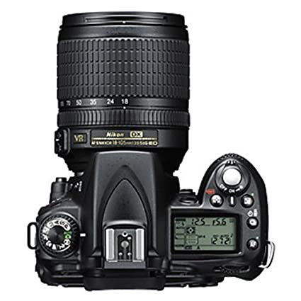 Nikon-D90-(with-AF-S-18-105mm-+-55-200mm-f/4-5.6G-DX-Nikkor-Zoom-Lens-Kit)