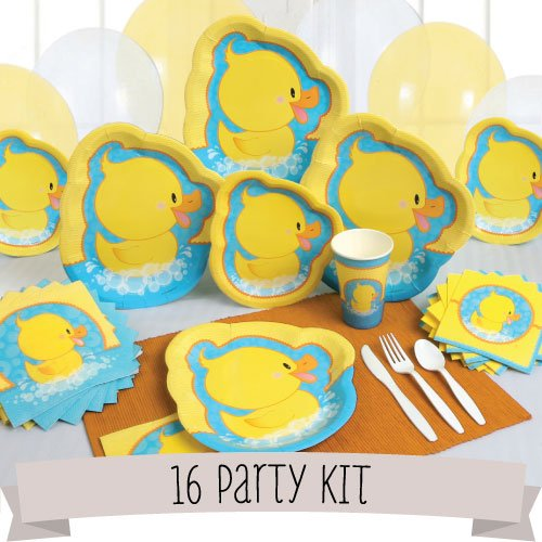 Ducky Baby Shower Decorations front-592992