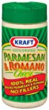 Kraft Grated Parmesan/Romano Cheese, 8-Ounces Cannister (Pack of 2)