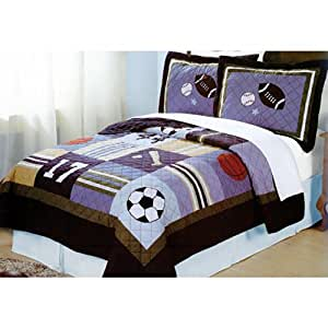 All State Quilt Set (Full/Queen)