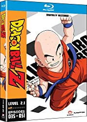 Dragon Ball Z: Level 2.1 [Blu-Ray]