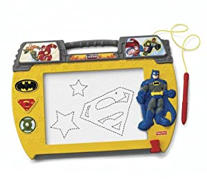 Fisher-Price Doodle Pro Superfriends