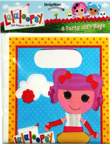 Lalaloopsy Favor Bags (8ct)