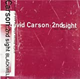 David Carson: 2ndsight - Grafik Design After the End of Print