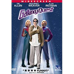 cover of Galaxy Quest