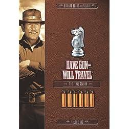 Have Gun Will Travel: The Sixth and Final Season, Vol. 1