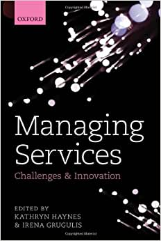 Managing Services: Challenges And Innovation